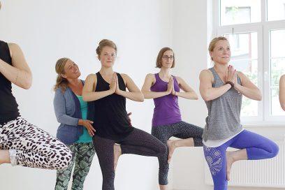 Neue Kurse für Alle – mit bekannten Yogalehrern