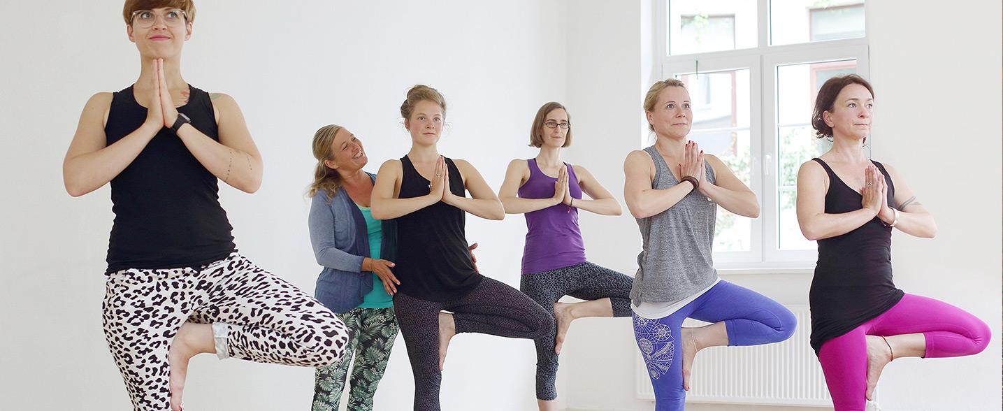 Yogakurs Homepage Slider