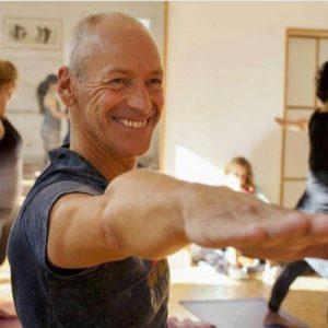 Yogalehrer Roland