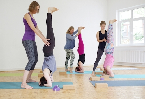 Yoga Workshop: Kopfstand