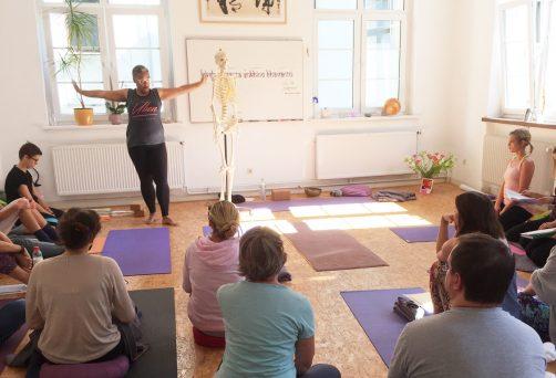 Namaste – Infoveranstaltung Yogalehrerausbildung 200 Std.