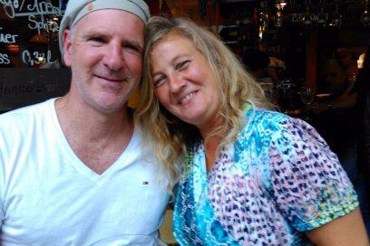 Themenabende am Kamin, mit Jutta und Bernd